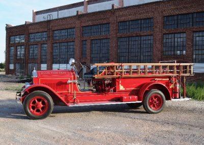 1928 LaFrance Fire Truck